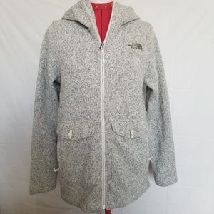 The North Face Heathered WomenHooded Jacket Med